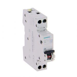SIEMENS Disjoncteur 16A Ph+N Courbe C 4.5kA 230V nu