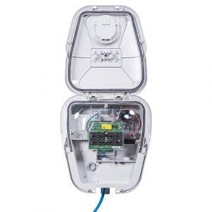 Wallbox borne de recharge voiture électrique SIEMENS type 2 monophasé 4,6kW