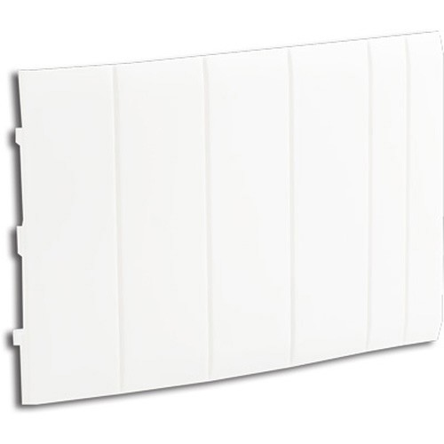 SCHNEIDER Obturateur blanc 5 modules pour coffret d'alimentation