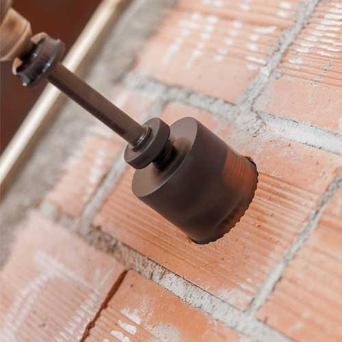 Scie trépan multiconstruction D40mm BAHCO P71mm - 3833-40-C