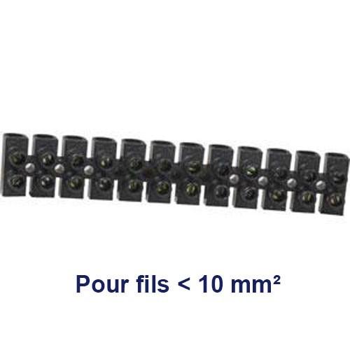 Barrette dominos de connexion 10mm² - 2