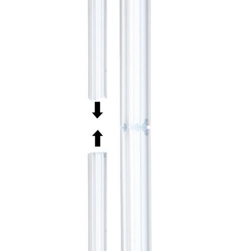 Gaine technique de logement GTL clipsable + couvercle