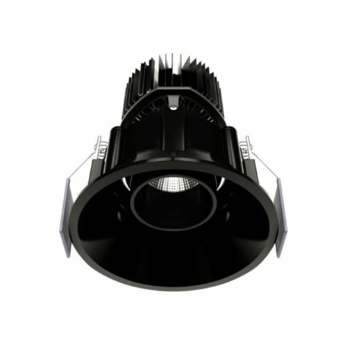 Spot LED encastrable et orientable BENEITO FAURE Tao 10W 800lm 4000°K noir