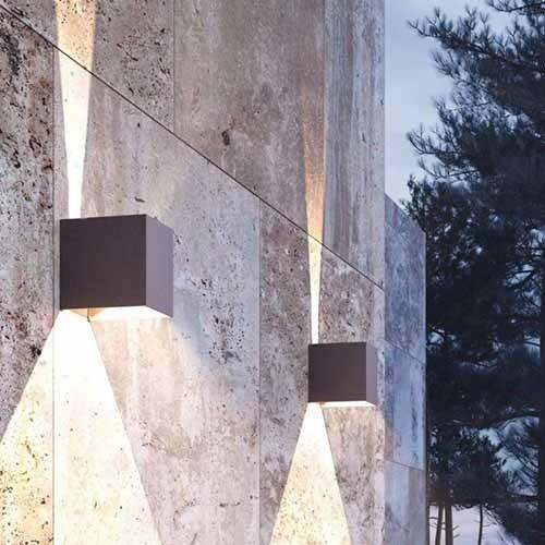 BENEITO FAURE Applique extérieure orientable LED LEK  6,8W 530lm 3000°K noir