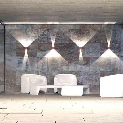 BENEITO FAURE Applique LED extérieure  LEK orientable 6,8W 530lm 3000°K noir