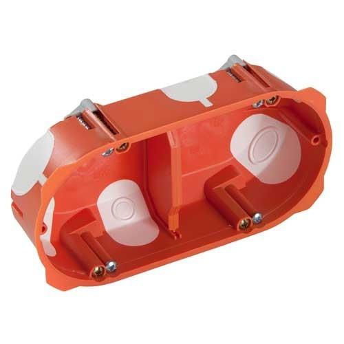 CAPRI Capritherm Boite encastrement double Entraxe 71 P40