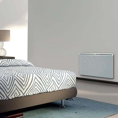 CHAUFELEC Edison panneau rayonnant Horizontal blanc 1500W - BJM1825FDAJ