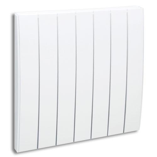 CHAUFELEC Etamine II Radiateur électrique à inertie blanc 1000W - 2