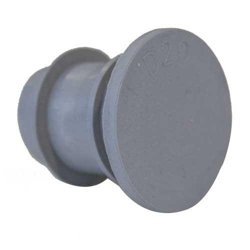 embout pour gaine icta d20 eurohm airmetic 52078. Black Bedroom Furniture Sets. Home Design Ideas