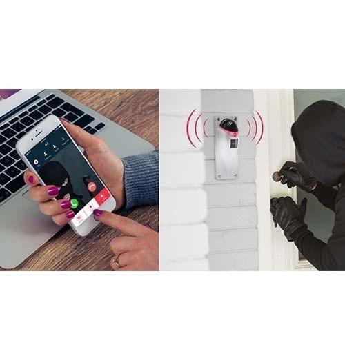 FENOTEK Hi Visiophone connecté wifi et 4G couleur - 36FEN0001A