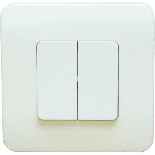 interrupteur double va et vient friedland superswitch. Black Bedroom Furniture Sets. Home Design Ideas