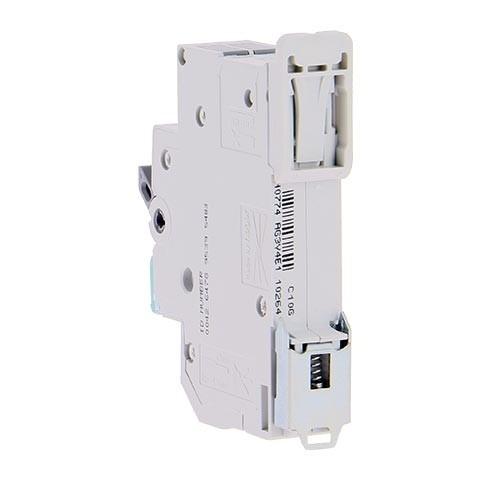 HAGER Disjoncteur AUTO Ph+N 10A