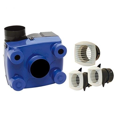 HBH Kit VMC simple flux autoréglable Facilio - 908560