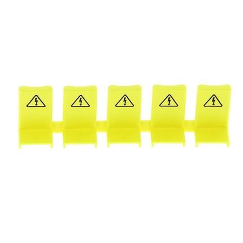 IKEPE Lot de 5 embouts isolants pour peigne horizontal - 2
