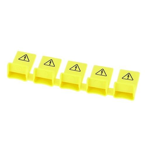 IKEPE Lot de 5 embouts isolants pour peigne horizontal