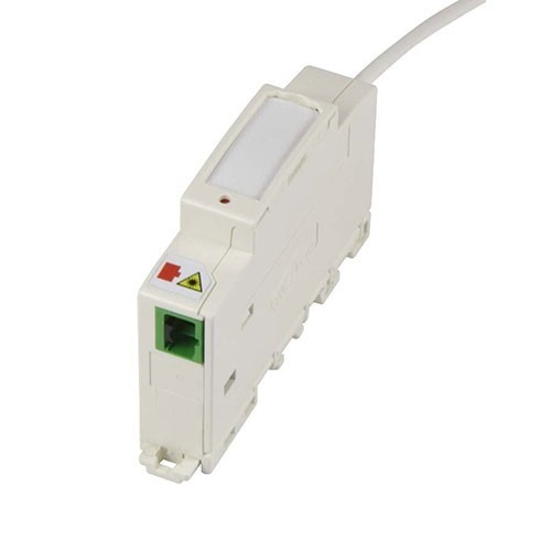 IKEPE DTIO modulaire 1 fibre optique avec raccord et pigtail SC/APC