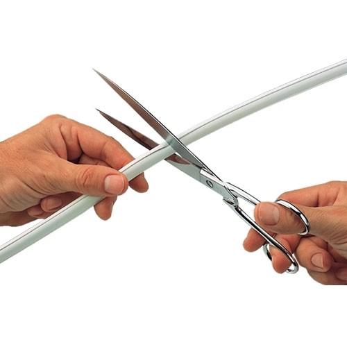 INOFIX Cablefix Gaine adhésive 5,5 x 5 mm - Blanc - 3