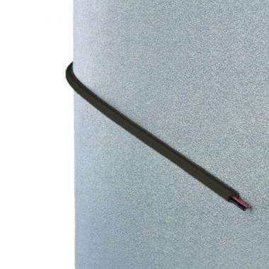 NOFIX Cablefix Gaine adhésive 5,5 x 5 mm - Marron - 4