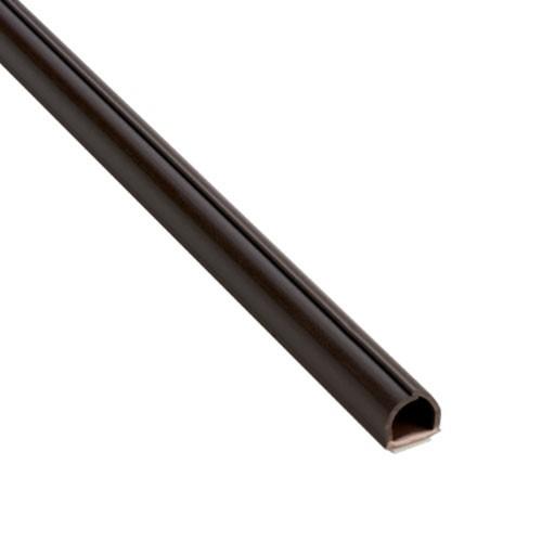 INOFIX Cablefix Gaine adhésive 10,5 x 10 mm - Marron - 2