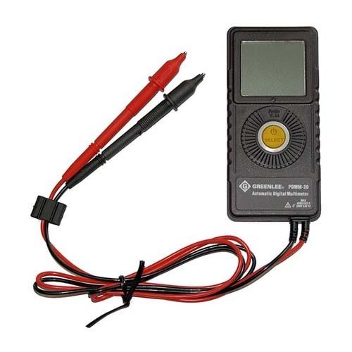 KLAUKE Multimètre PDMM20