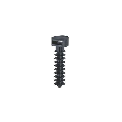 LEGRAND Colson Embase cheville standard D8mm noire - 031955