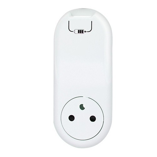 LEGRAND Céliane Enjoliveur blanc Prise de courant + chargeur USB - 068116