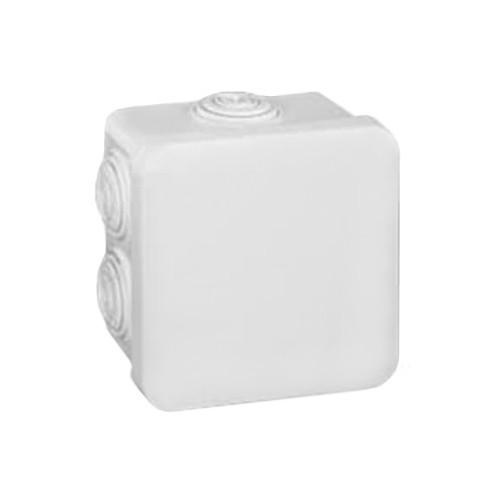 LEGRAND Plexo Boite de dérivation étanche IP55 80x80x45 blanc - 092013