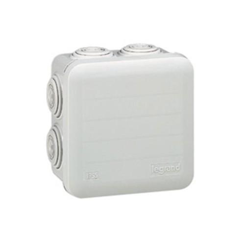 LEGRAND Plexo Boite de dérivation étanche IP55 105x105x55 blanc - 092023