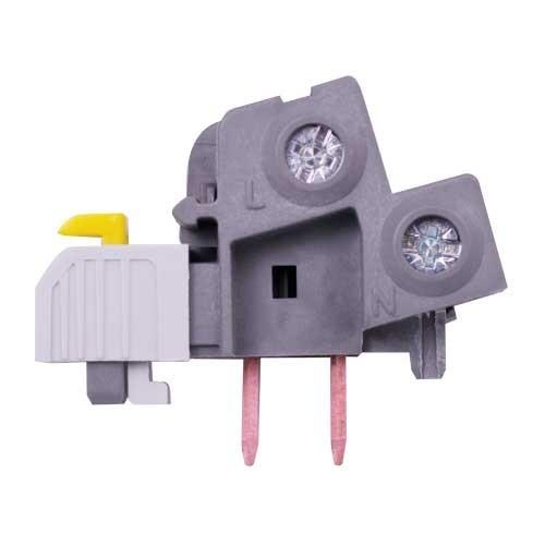 LEGRAND Borne de raccordement à connexion auto Section 4 à 25mm² - 405207 - 2