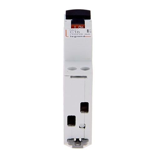 LEGRAND DNX3  Disjoncteur électrique Uni + neutre 16A courbe c