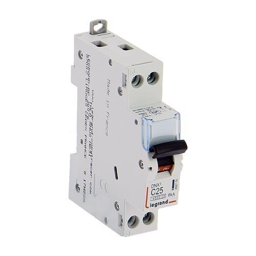 LEGRAND DNX3 Disjoncteur électrique 25A courbe c - 406776