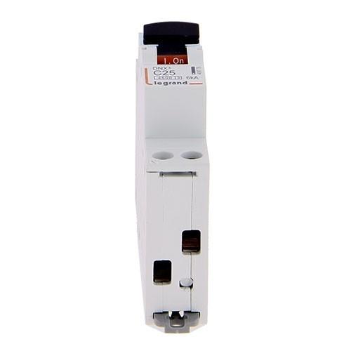 LEGRAND DNX3 Disjoncteur électrique courbe c 25A  - 406776