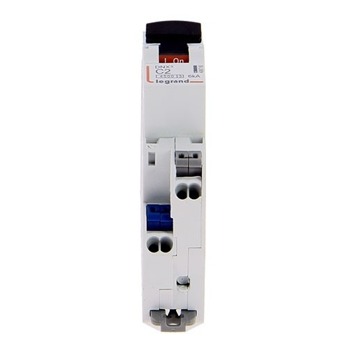 LEGRAND DNX3  Disjoncteur électrique bornes AUTO 2A