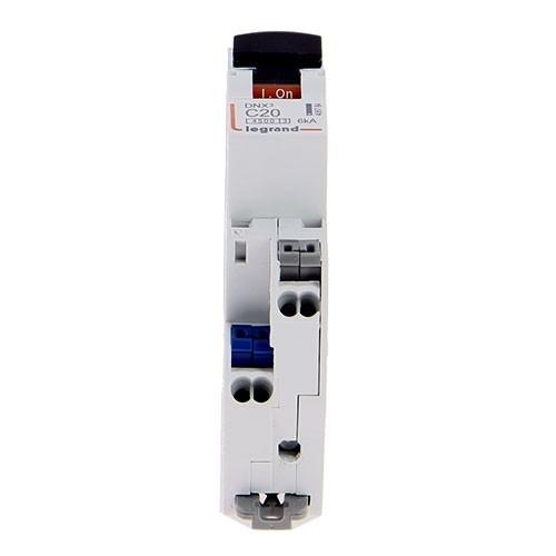 LEGRAND Lot de 10 disjoncteurs électriques auto DNX3-20A