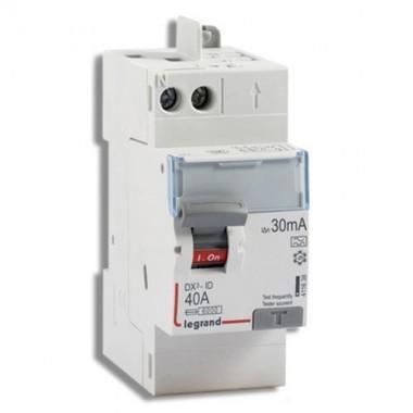 LEGRAND Interrupteur différentiel 40A 30mA TypeA DX3 AUTO