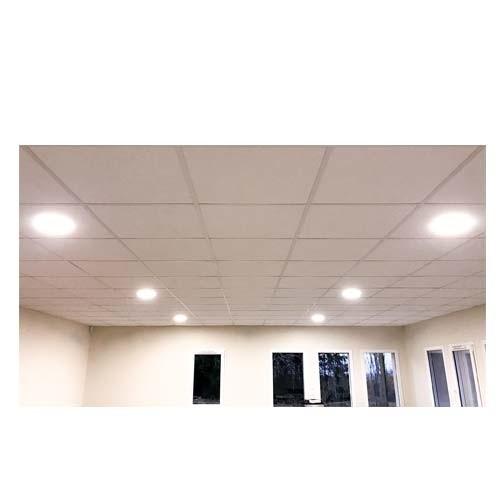 Downlight LED variable 230V 18W 1600lm 4000°K 220mm blanc - DL-18W-D220-4000K MARIMFRA