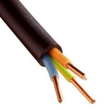 Câble électrique RO2V 3G4² au mètre
