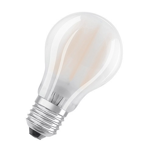 OSRAM Lot de 4 ampoules LED E27 230V 7W(=60W) 806lm 2700°K standard biais