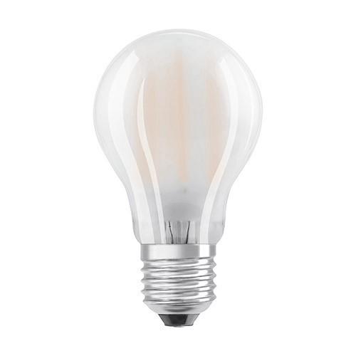 OSRAM Lot de 4 ampoules LED E27 230V 7W(=60W) 806lm 2700°K standard face