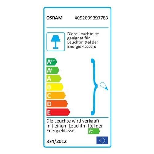 OSRAM Rampe de spots LED GU10 3x3W 3x240lm 230V