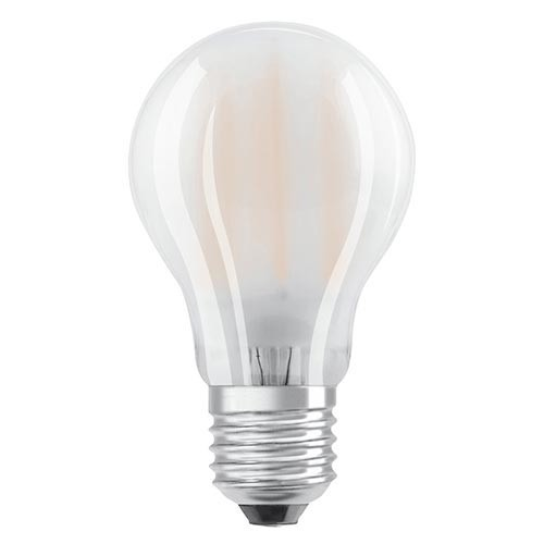 Lot de 4 ampoules OSRAM LED E27 230V 7W(=60W) 806lm 2700°K standard