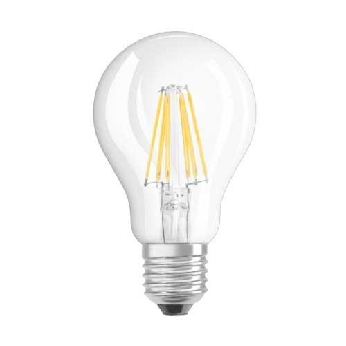 OSRAM Ampoule LED 6,5W 806lm E27 230V filament standard