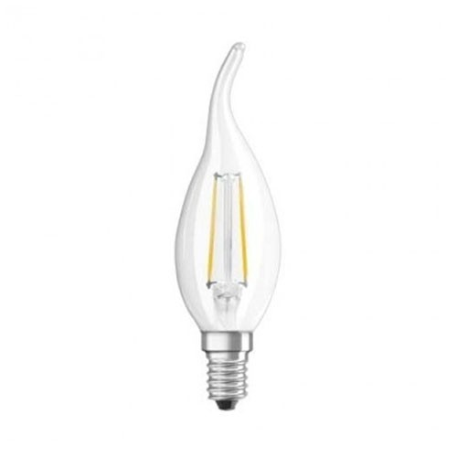 OSRAM Ampoule LED filament E14 flamme coup de vent 230V 4.5W 470lm dimmable