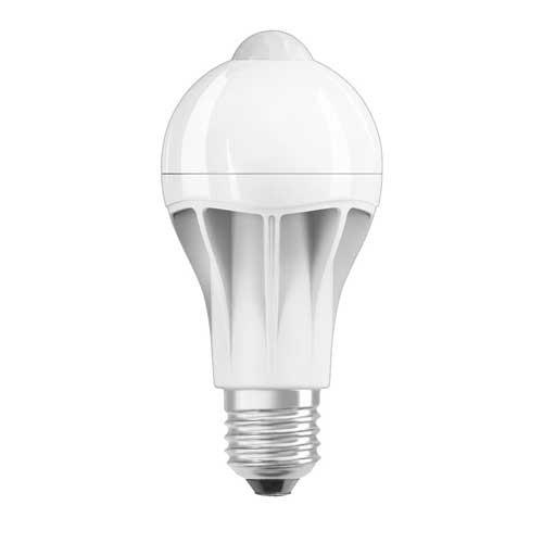 OSRAM Ampoule LED STAR+ avec détection de mouvement E27 230V standard 1060lm 11,5W