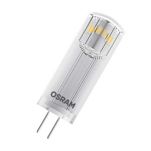ampoule led osram g4 12v 1 8w 20w capsule. Black Bedroom Furniture Sets. Home Design Ideas
