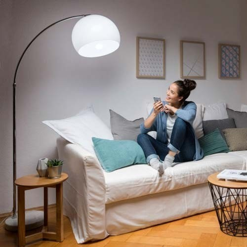 OSRAM Smart+ Apple Homekit Ampoule connectée LED multicolore E27 230V 10W (=60W) 800lm RGBW