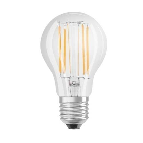 OSRAM Ampoule LED filament E27 230V 8W 1055lm standard blanc froid