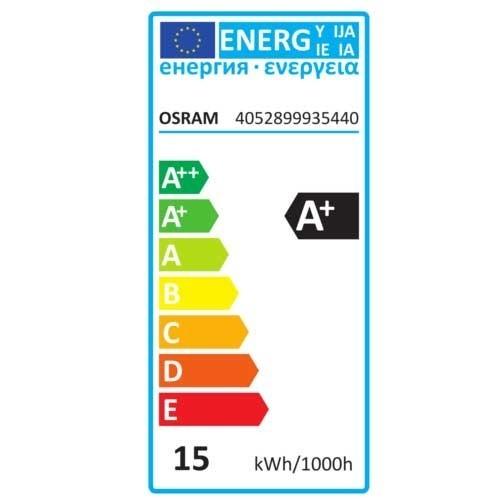 OSRAM Ampoule LED dépoli avec radiateur dimmable standard E27 230V 14,5W 1521lm - 4