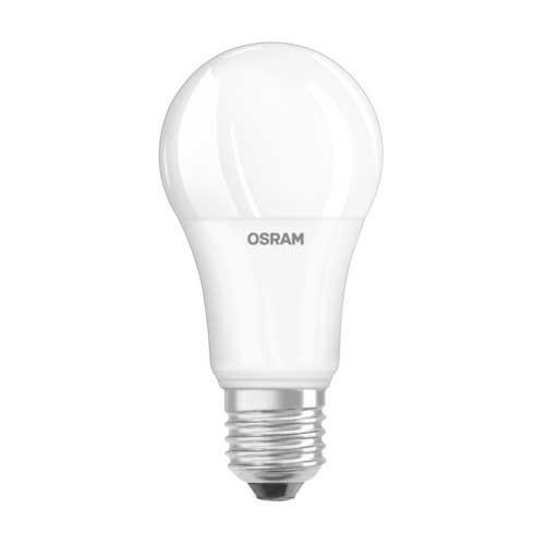 OSRAM Ampoule LED dépoli avec radiateur dimmable standard E27 230V 14,5W 1521lm
