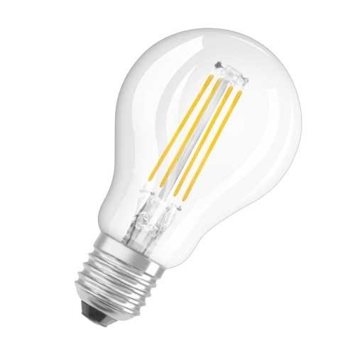 OSRAM Ampoule LED filament E27 230V 4W 470lm sphérique - 2